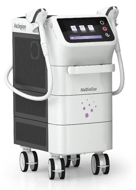 Диодный лазер для эпиляции MedioStar Monolith