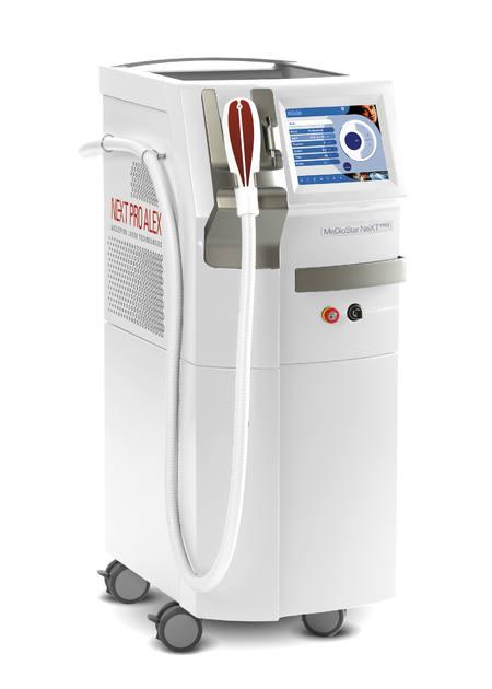 MedioStar NeXT PRO Александритовый лазер