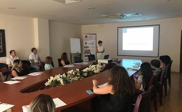 Современные тенденции в гинекологии. Семинар в Армении