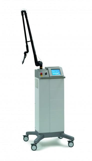 Лазер MultiPulse CO2 c фракционной насадкой
